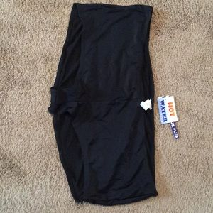 New Black Color Women's Plus Size 3X Swim Bottom